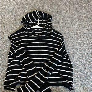 Billabong crop hoodie
